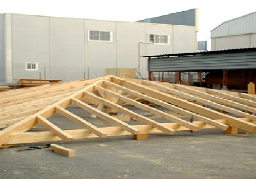 Terrazas construcciones en madera gu a vayacamping - Estructura de madera para piscina ...
