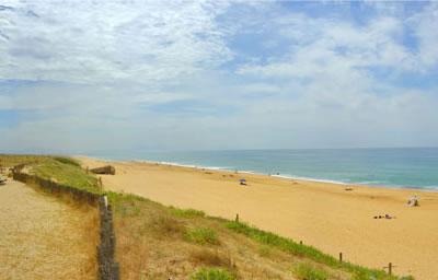 Informaci n tur stica de las playas de las landas landas for Camping en las landas con piscina cubierta