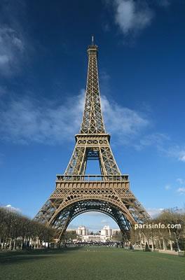 tourist information about la torre eiffel paris