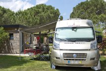 Camping pitches 5*