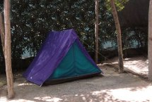 Parcelas camping tipo B