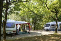 Camping pitches Confort