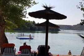 Lake Caspe, Caspe (Saragosse)
