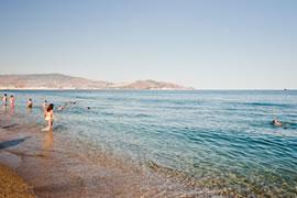 Playa de Poniente, Motril (Grenade)