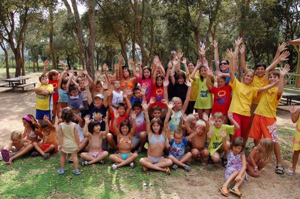 Camping Mas Patoxas animacion infantil