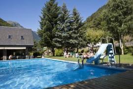 Verneda camping Mountain Resort, Pont d'Arròs (Lleida)