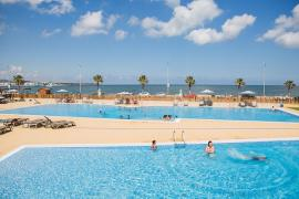 Ampolla Playa, L'Ampolla (Tarragona)