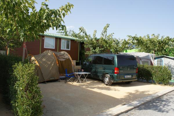 Camping Armanello parcela