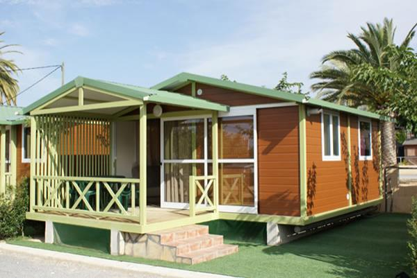 Camping Armanello bungalow