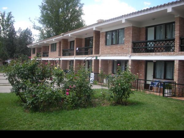 Camping Aranjuez apartamentos