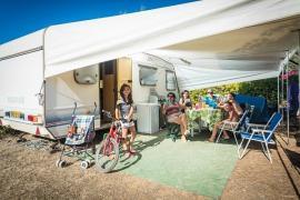Camping de la Clape, Agde (Hérault)