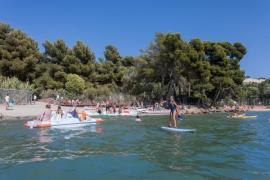 Marina Plage, Vitrolles en Provence (Bouches du Rhone)