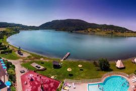 Lac du Lit du Roi, Massignieu de Rives (Ain)