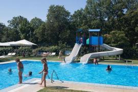 Parco delle Piscine, Sarteano (Siena)