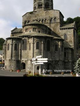 Basílica de Notre Dame de Orcival