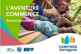 Campings Tarragona: Plus de 50 campings disponibles sur une DESTINATION UNIQUE