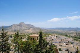 Pinar del Rey, Vélez-Blanco (Almeria)