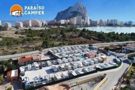 Paraiso Camper, Calpe (Alicante)