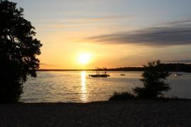 Du Lac, Mimizan (Landes)