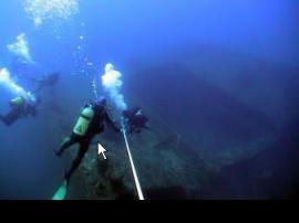 Plongée à Cabo de Gata