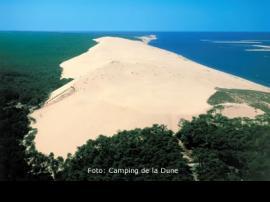 Escalar la gran duna de Pyla, la más alta de…