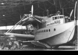 Musée de l'Hidravion à Biscarrosse