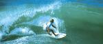 Surf dans les Landes
