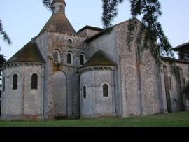 Iglesia de Moirax