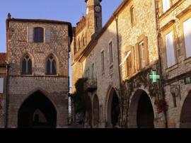 Castillos y bastidas en Lot et Garonne