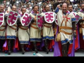 Moors and Christians Festival in Alcoy