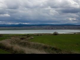 La lac de Gallocanta à Saragosse