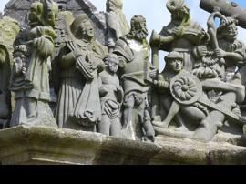 Recintos parroquiales - Enclos parossiaux
