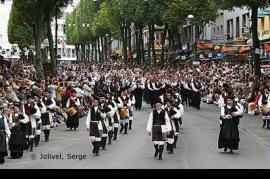 El festival de Lorient, en verano, reune a las…