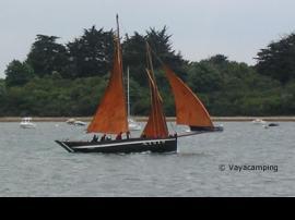 Vela en Morbihan