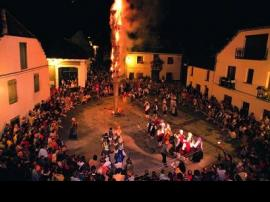 Saint John's night in Val d'Aran