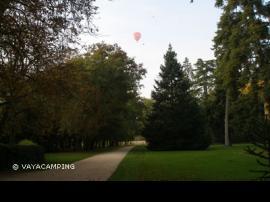 Paseo en globo por el Valle del Loira