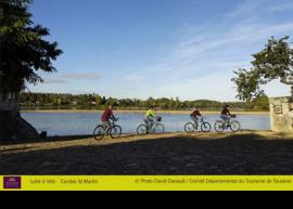 El Loira en bicicleta en Loir et Cher