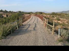 Via Verde Ojos Negros en Castellón