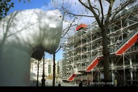 Centro Nacional de Arte Georges Pompidou