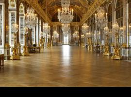 El palacio y jardines de Versalles, antigua…