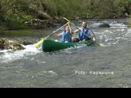 Kayac en l'Hérault