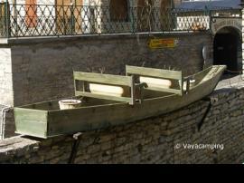 Les Gorges du Tarn en bateau