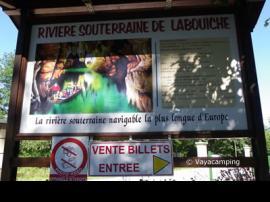 Rio subterráneo de Labouiche