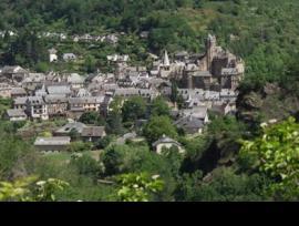 El Camino de Santiago en Aveyron