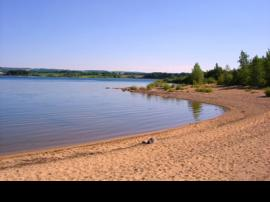 Lago Pareloup