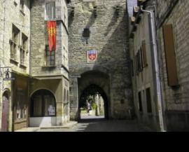 Las bastidas en Aveyron