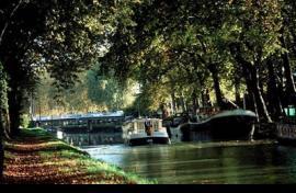 Canal du Midi en Haute Garonne