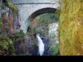 Cascadas de Pont d'Espagne