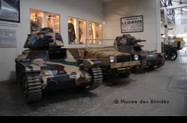 Museo de los blindados - Saumur