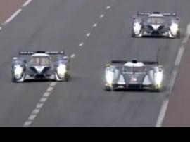 Le circuit de Le Mans